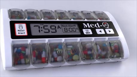 medication timer