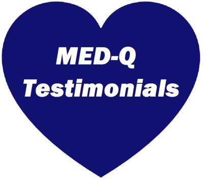 medq testimonial blue heart