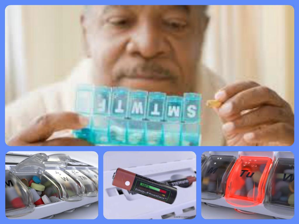 Smart Pill Organizer