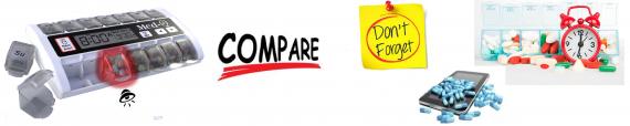 pill box comparison