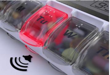 Automatic Pill Dispenser for Dementia Patients