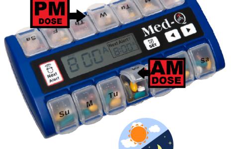 Electronic Pill Box