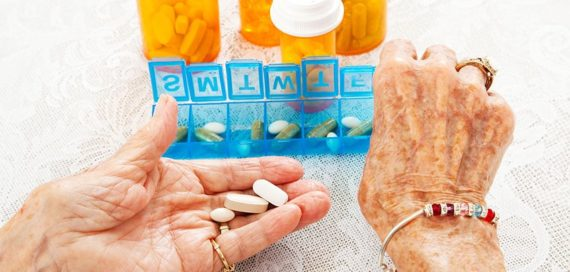 How to Help Aging Parents Manage Medications
