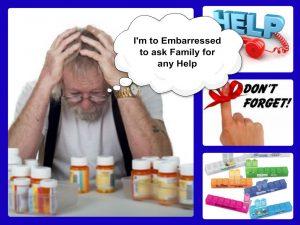 pill organizer for alzheimer's