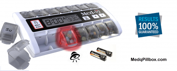 best Electronic Pill Dispenser Alarm