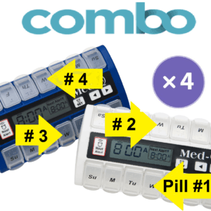 pill box combo