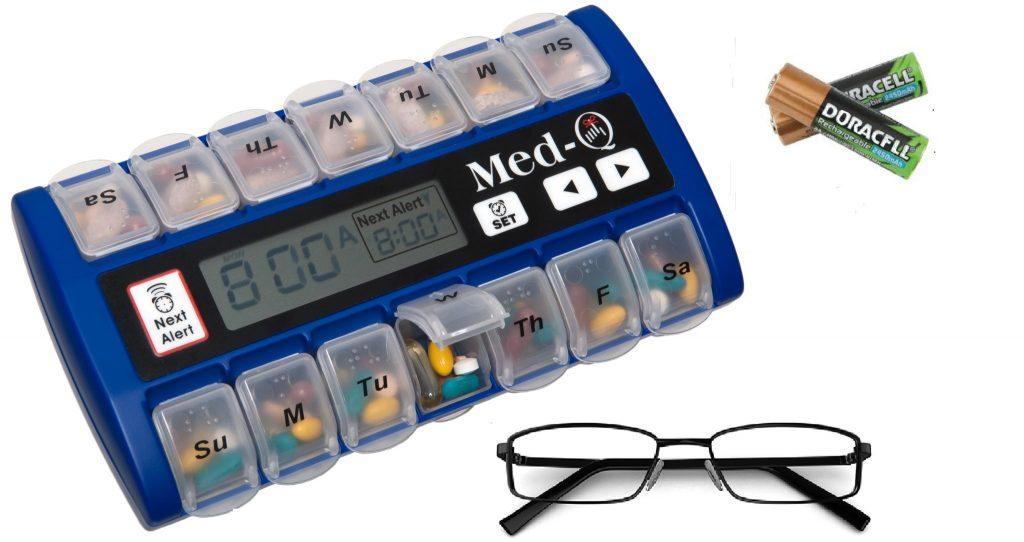 Med-Q Electronic Medication Reminder