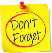 posti reminder