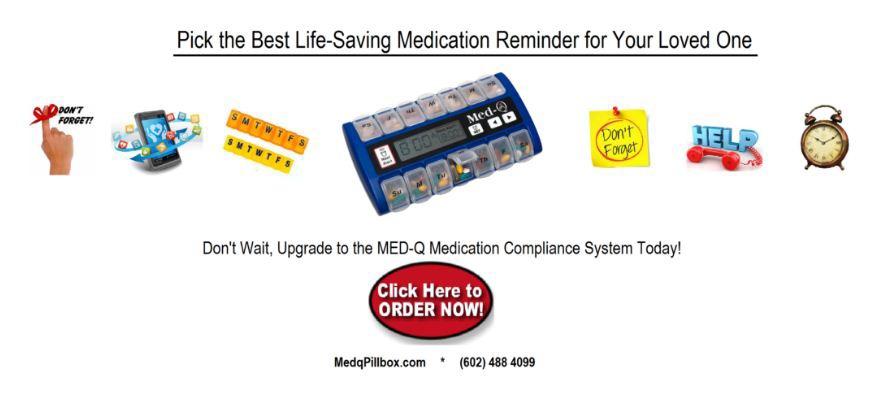 MED-Q Medication Timer
