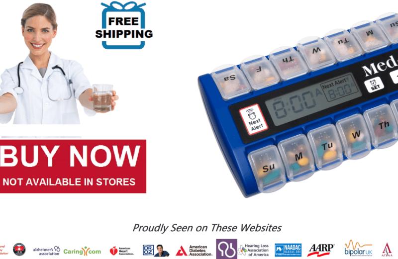 Automatic pill dispenser for Alzheimer's patients