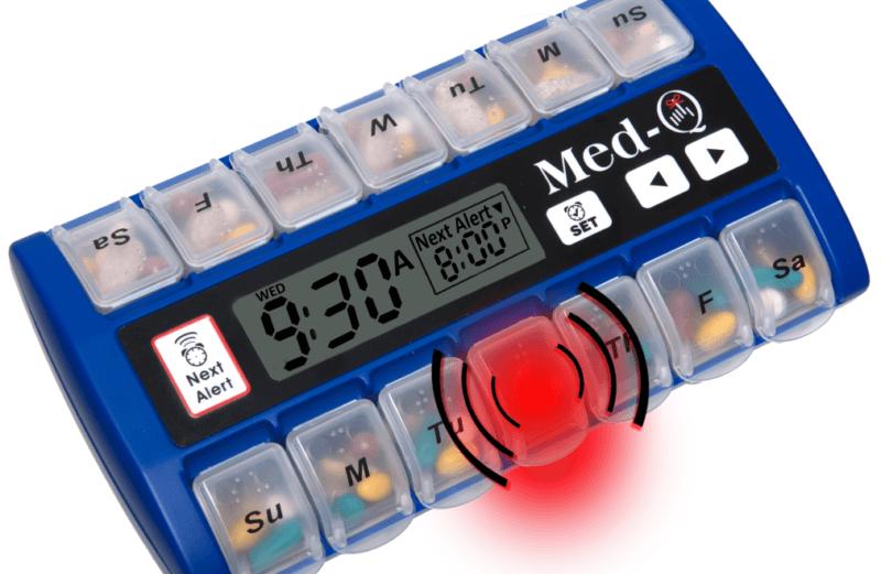 Best Programmable pill box alarm