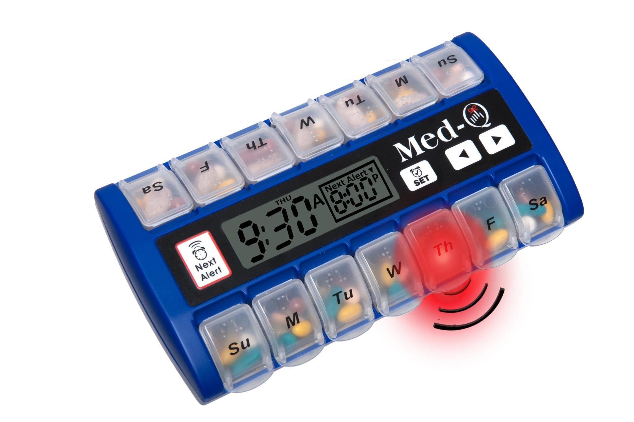 Automatic Pill box
