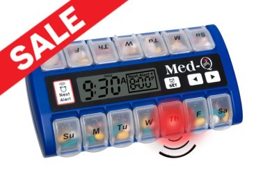 programmable pill dispenser with alarm