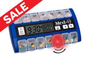 MED-Q smart Pill Dispenser for High Blood Pressure