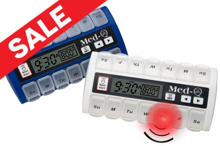 Med-Q medication reminder alarms prevents Mistakes