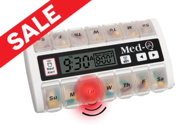 Best Programmable pill reminder alarm