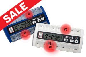 Medq pill dispenser