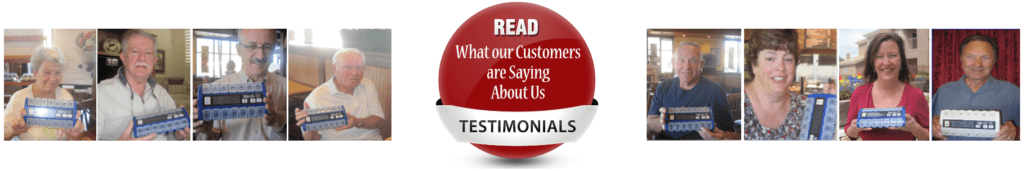 medication dispenser testimonials