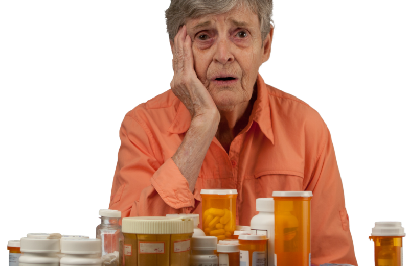 grandma forgetting medication