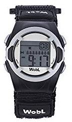 wrist watch alarm clock