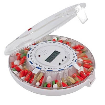 Top 5 Best Automatic Pill Dispenser Alarm Reminder