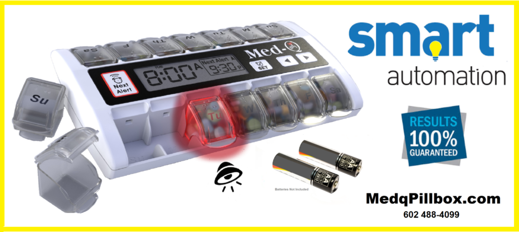 Programmable Pill Dispenser for Elderly